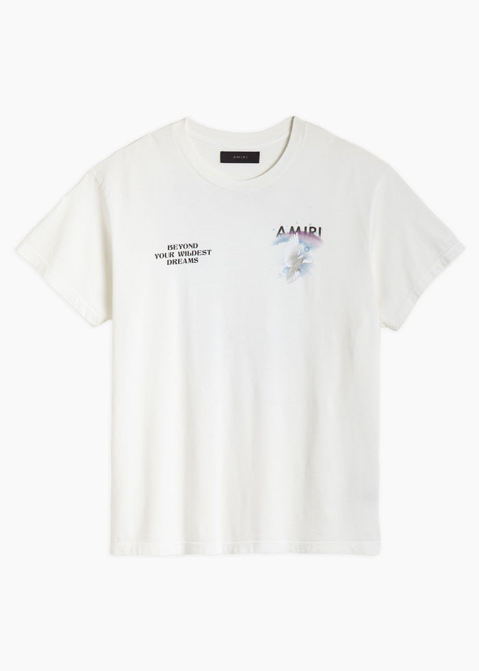 Rainbow Dove Tee Web Exclusive - Ivory