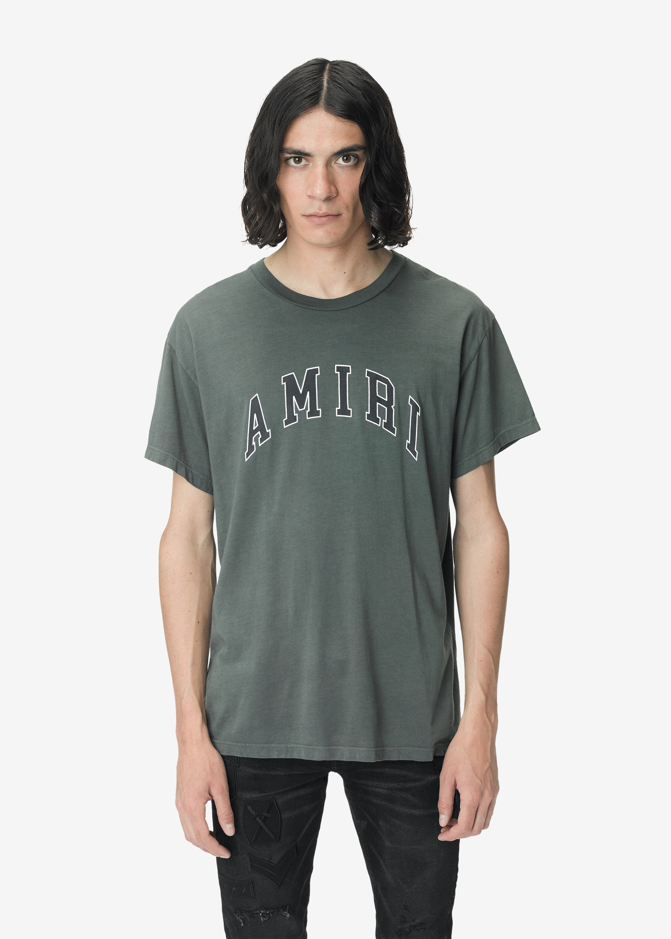 college-amiri-tee-military-green-image-1
