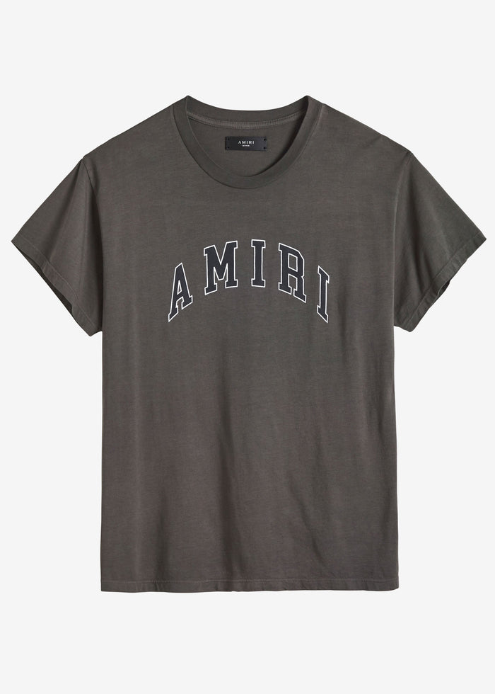 College AMIRI Tee - Military Green