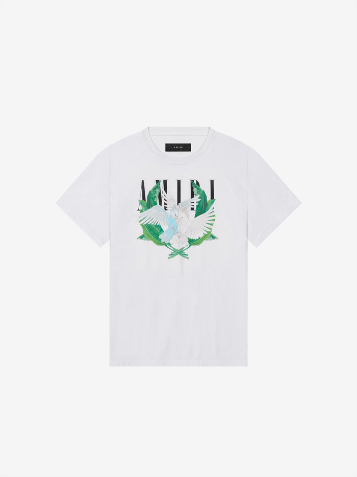 Lovebirds Tee - White
