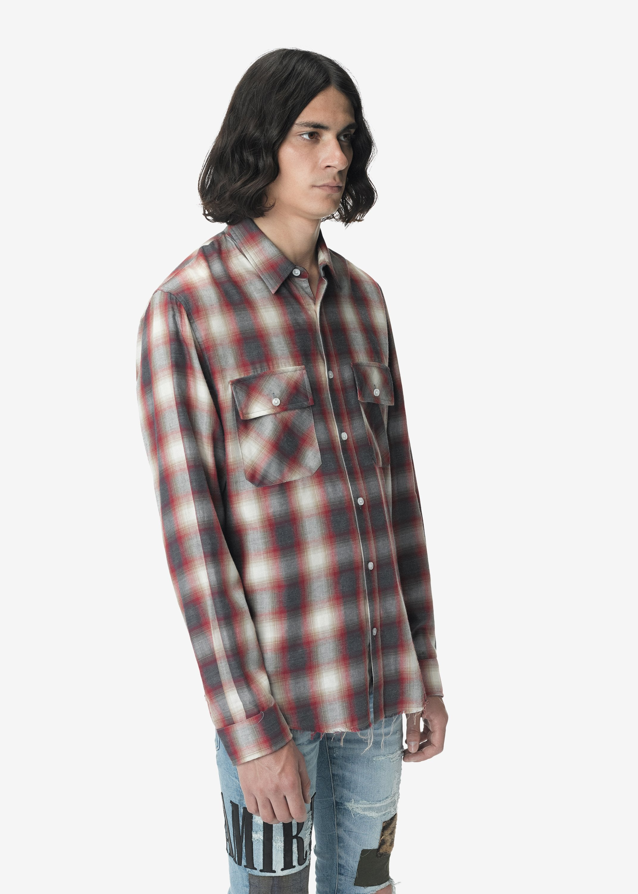 amiri-flannel-shirt-red-white-image-4