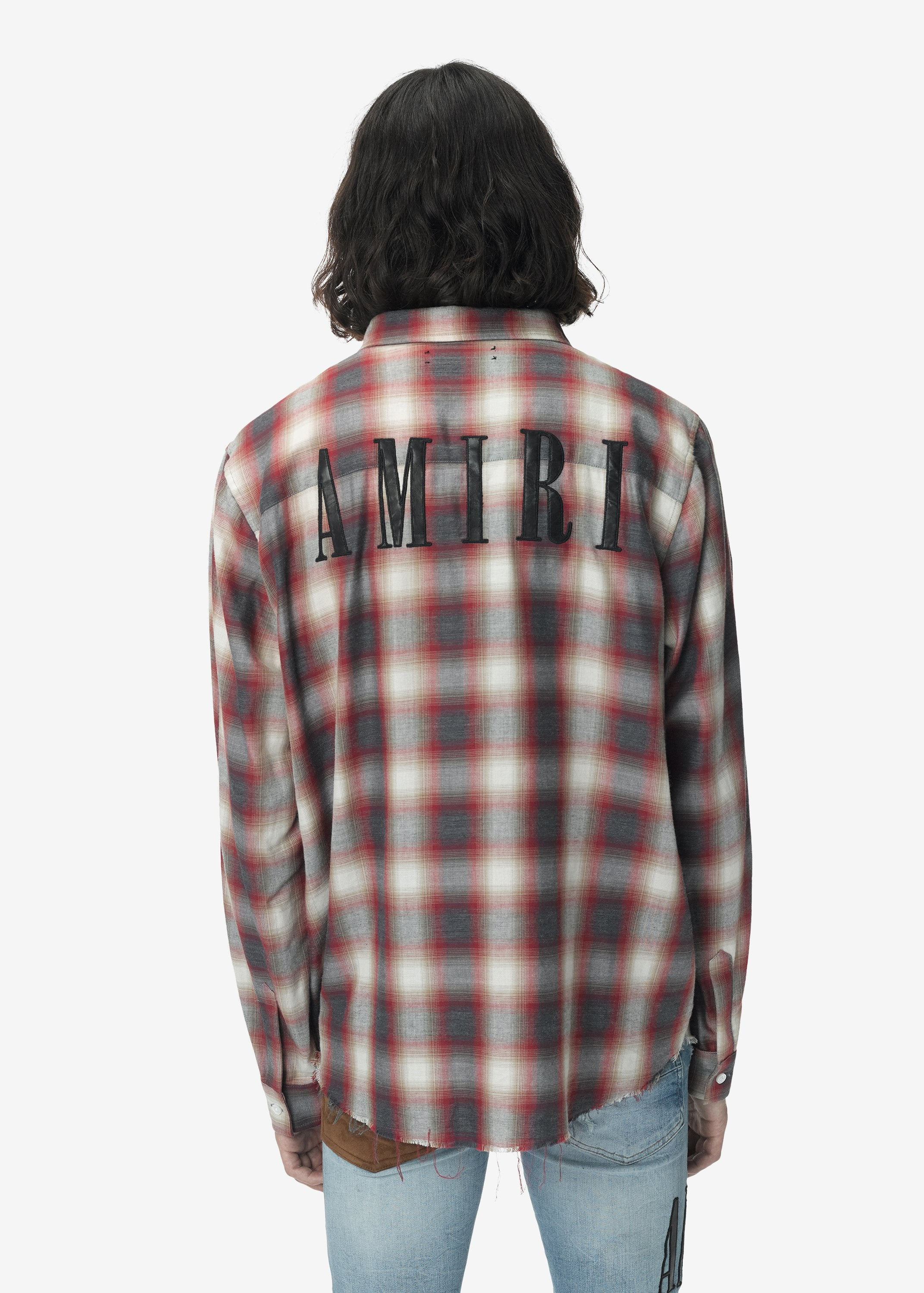 amiri-flannel-shirt-red-white-image-5