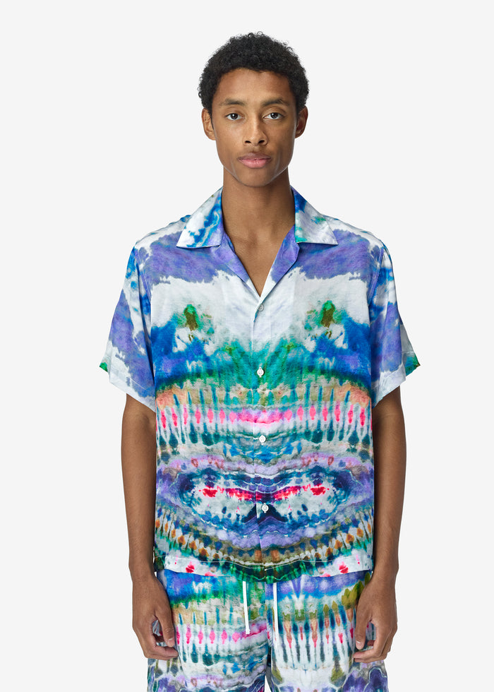 Tie Dye Shirt - Multi-Color