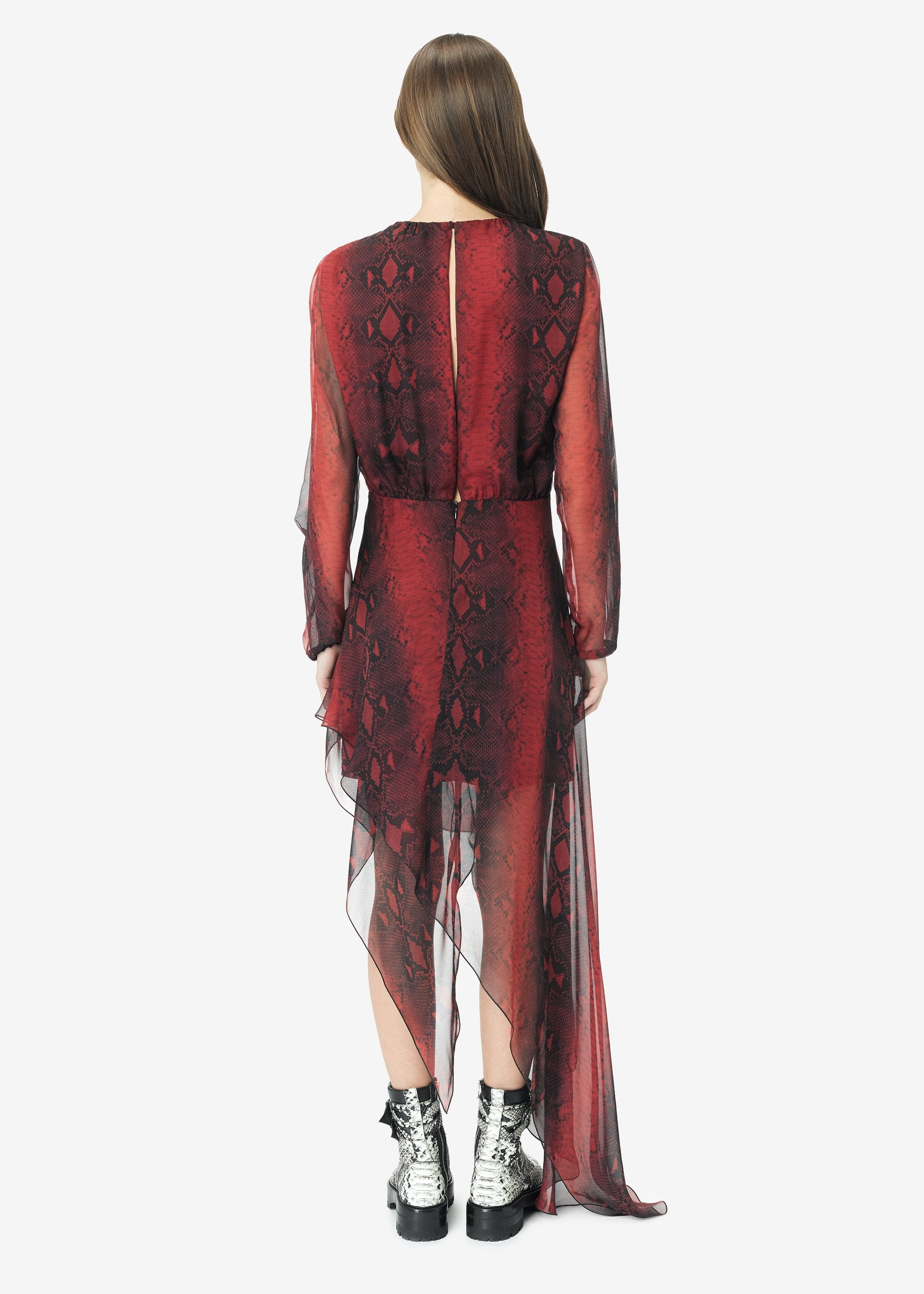 printed-python-assymetric-long-sleeve-dress-burgundy-image-7
