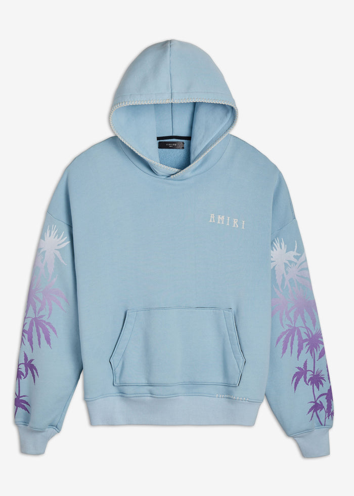 Eternal Happiness Hoodie - Light Blue