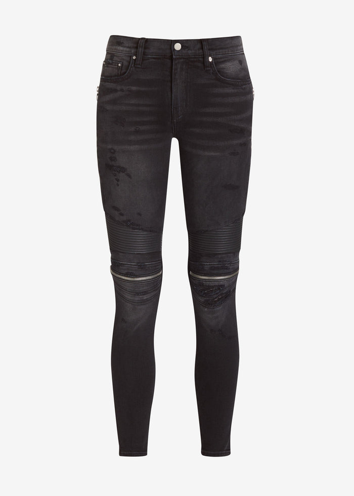 MX2 Jean - Rough Black