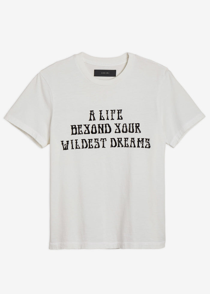 Beyond Your Wildest Dreams Tee - Ivory