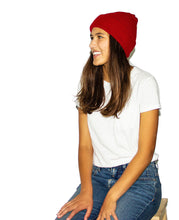 Load image into Gallery viewer, Aries Beanie - Tart Cherry
