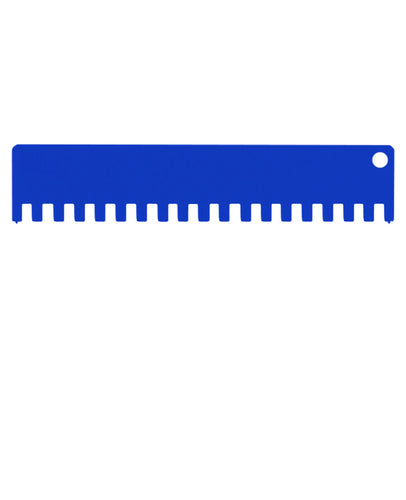 1x1 Machine Knitting Needle Pusher - Ultra Blue