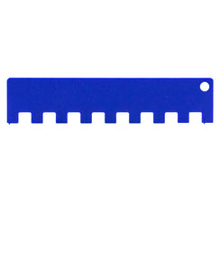2x2 Machine Knitting Needle Pusher (5mm) - Ultra Blue