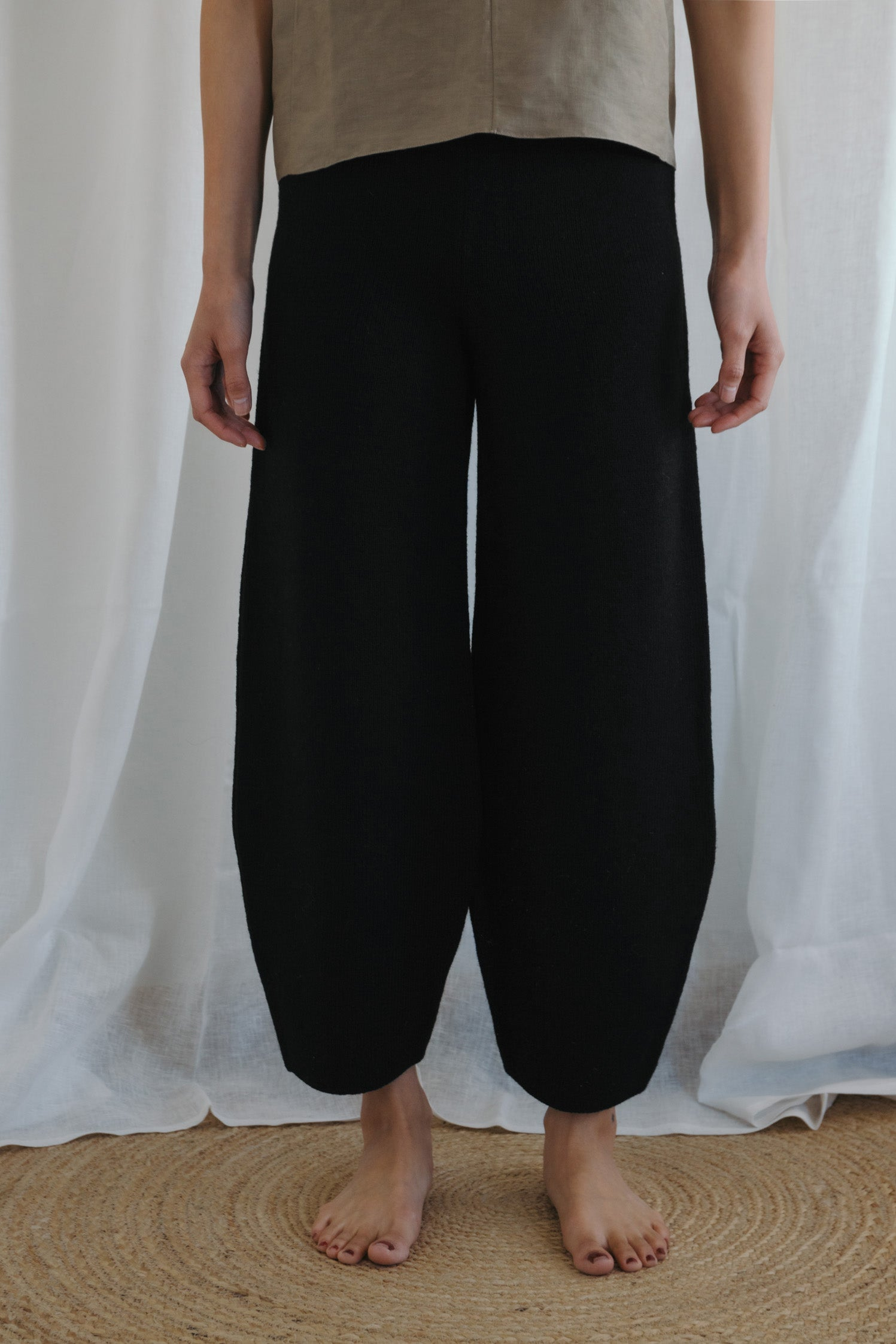 Naifu Ink trousers