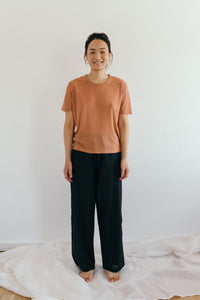 Andrea Loose Pants in Black