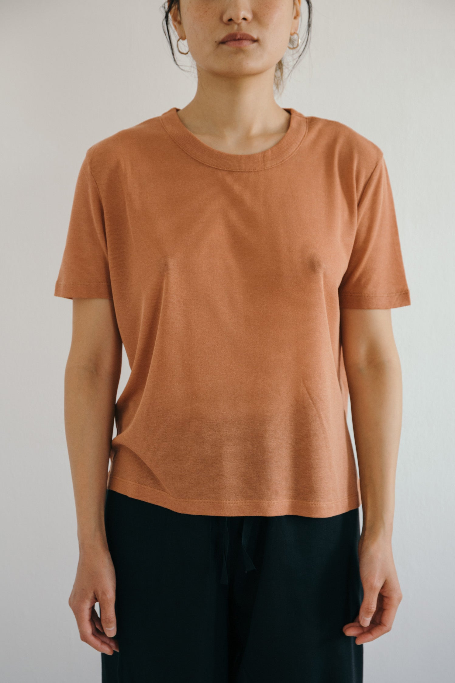 Relax T-Shirt in Toasted Nut
