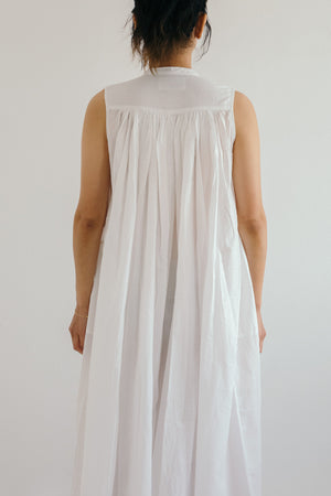 White Essen Dress