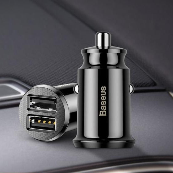 Mini Geek USB Car Charger