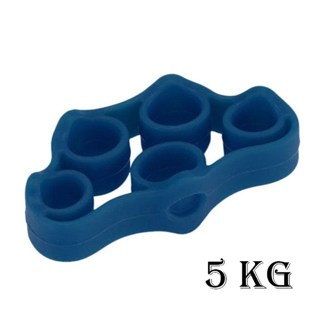 Silicone Finger Strength Trainer