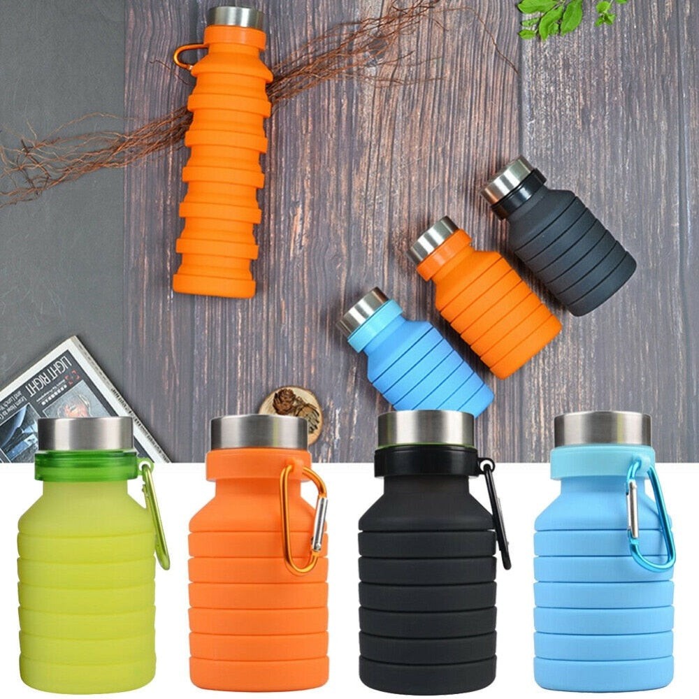 Squeezable Adjustable Water Bottle - 50% Off Today!