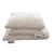 Shredded Gel Memory Foam Pillow Antimicrobial Super Soft Bamboo Cover