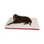 Pet Support Systems Organic Latex Orthopedic Dog Bed