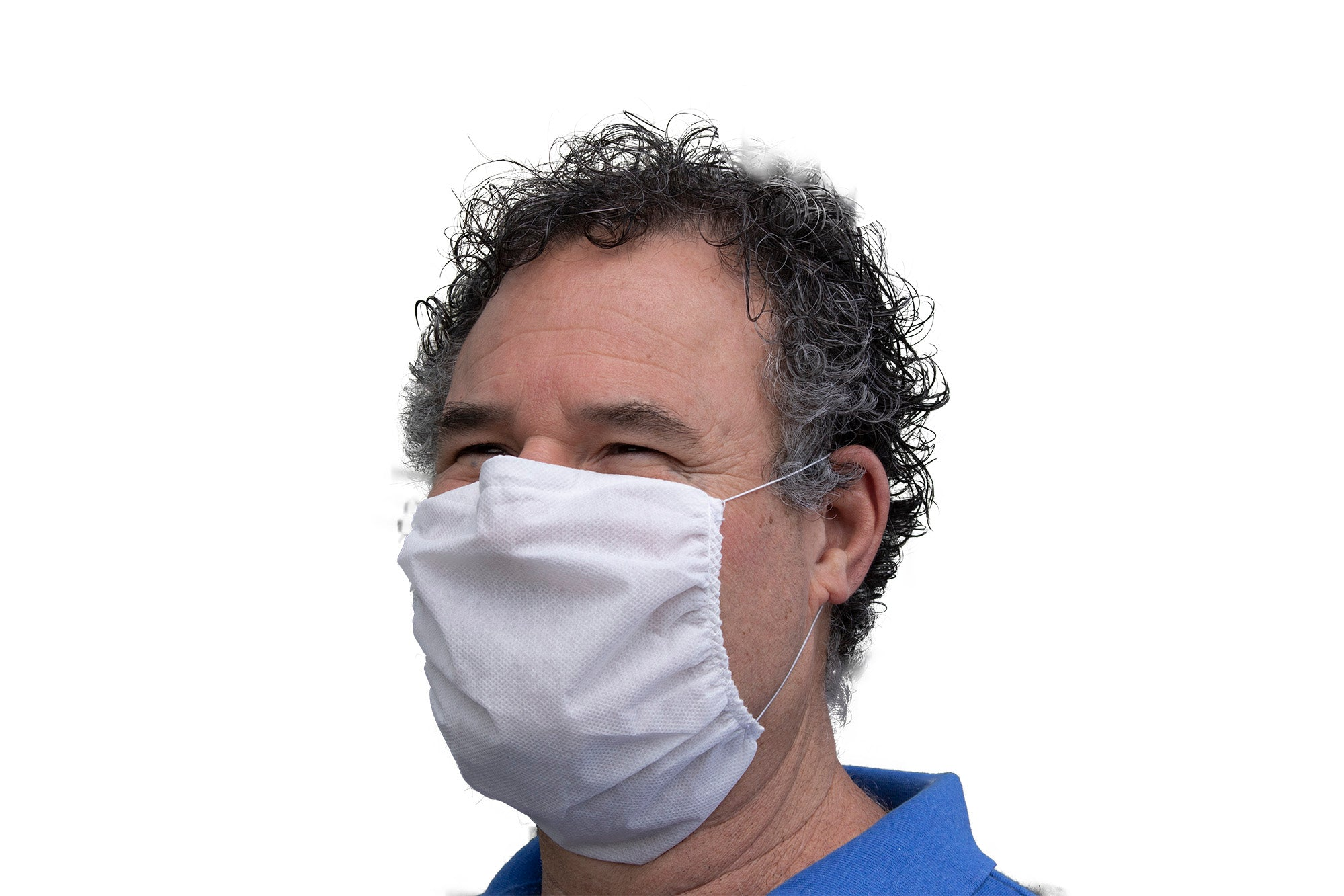 Disposable Polyester Mask