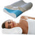 Back Support Systems BeCool Neck Contour Pillow Relieves Pressure from Your Neck and Spine