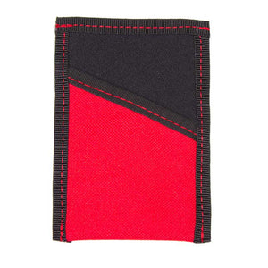 Dive Flag Red Polyester with Black Neoprene