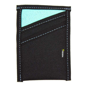 Teal Neoprene with Teal Stitch