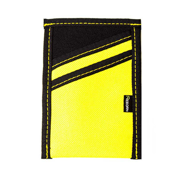 SCUBA Yellow Polyester with Black Neoprene