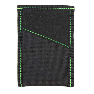 Neon Green Neoprene with Green Stitch