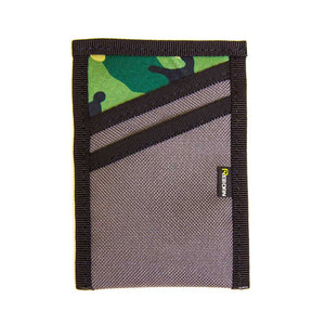 Woodland Camo Neoprene with Grey Polyester