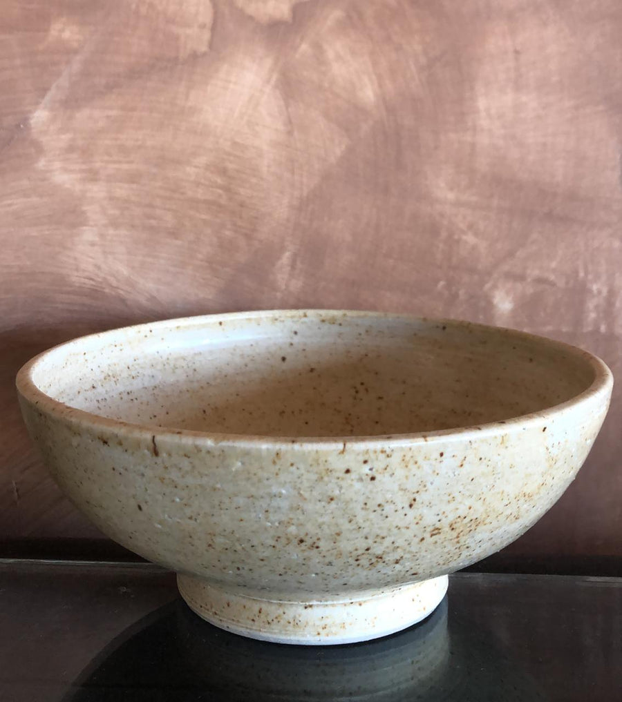 CERAMIC SHINY BOWL