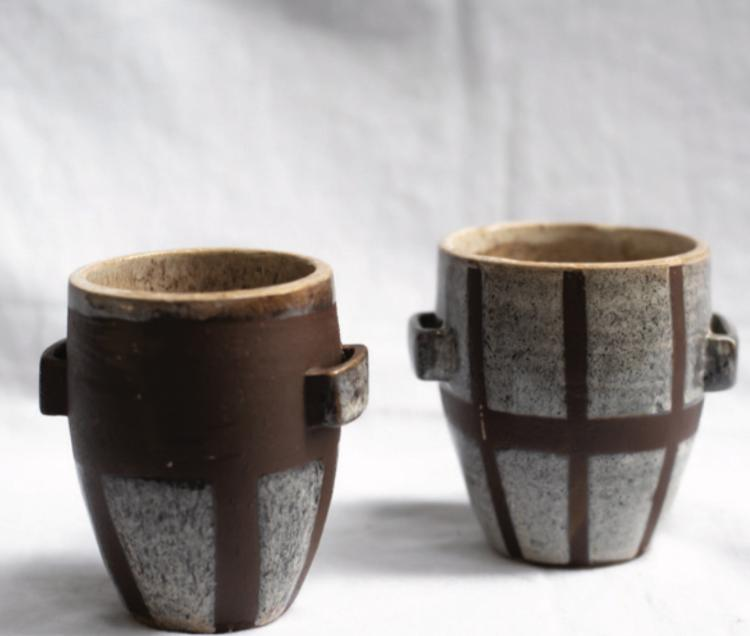 CERAMIC HERRUMBE CUPS