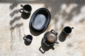 Ceramic Black Set