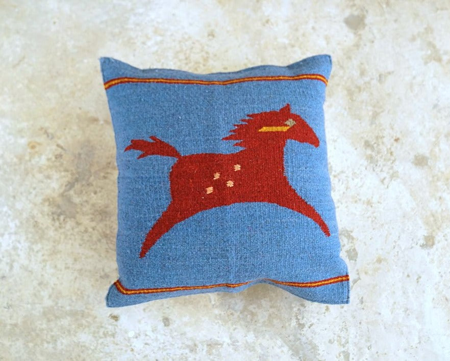 ANIMALS WOOL CUSHION (50X50)