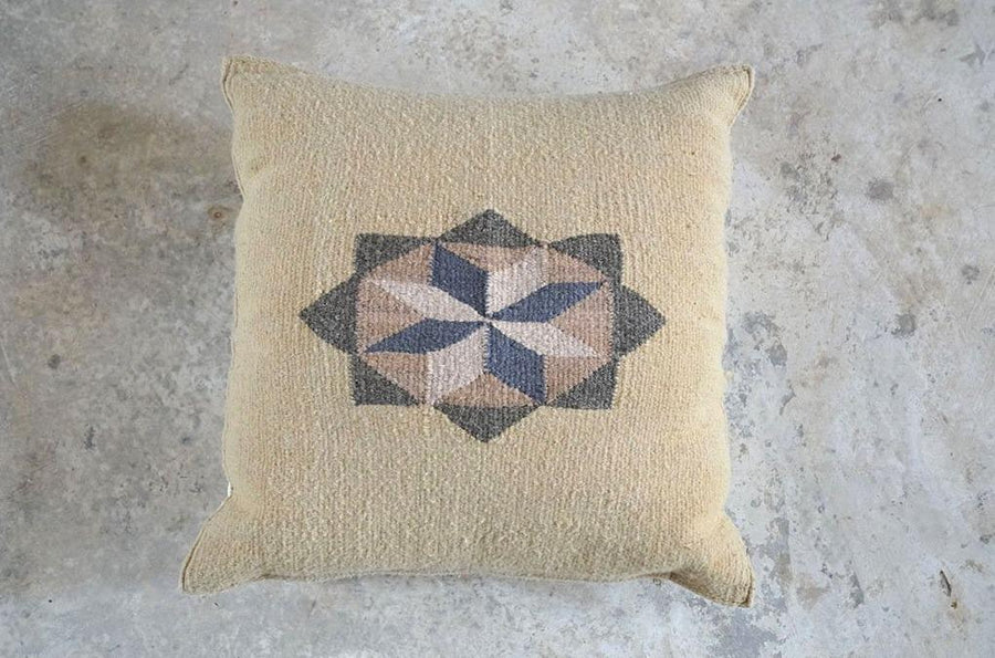 SHAPES WOOL CUSHION (60X60)