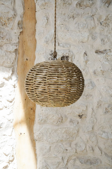 CHUSPATA SPHERE LAMP-BELART
