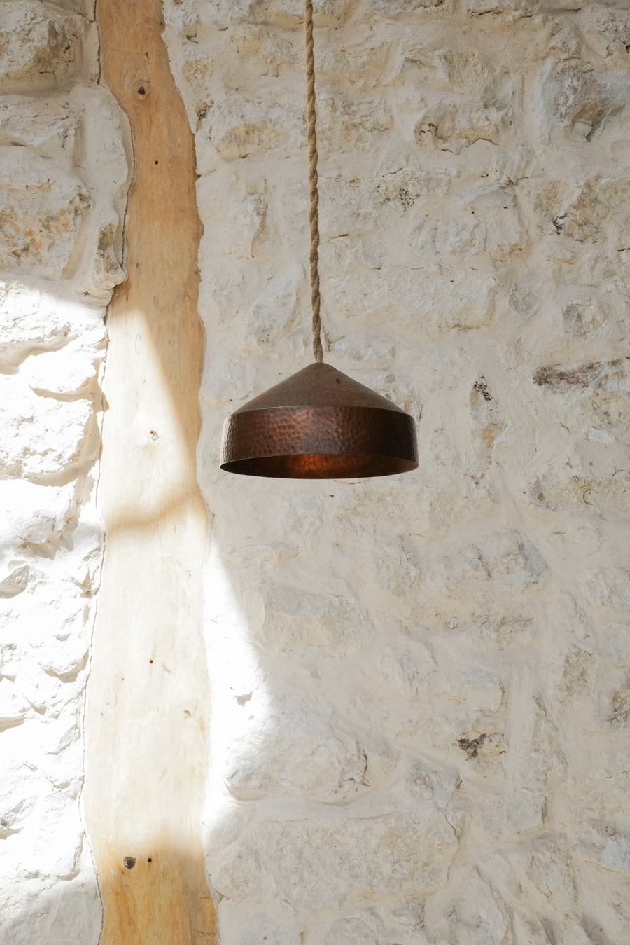COOL COPPER LAMP