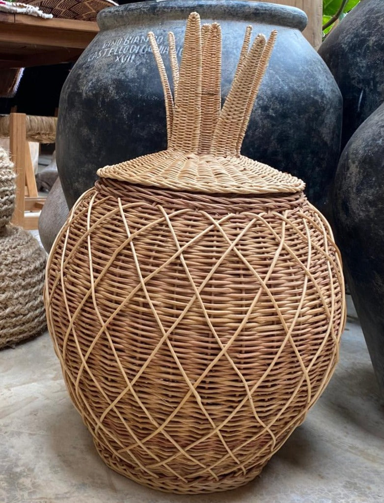 PINEAPPLE BASKET MAAKAN