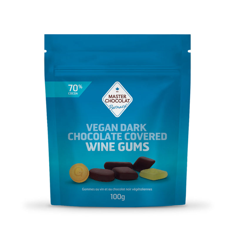 Chocolate Covered Wine Gums