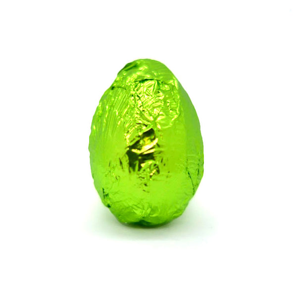 Large Dark Chocolate Foiled Egg