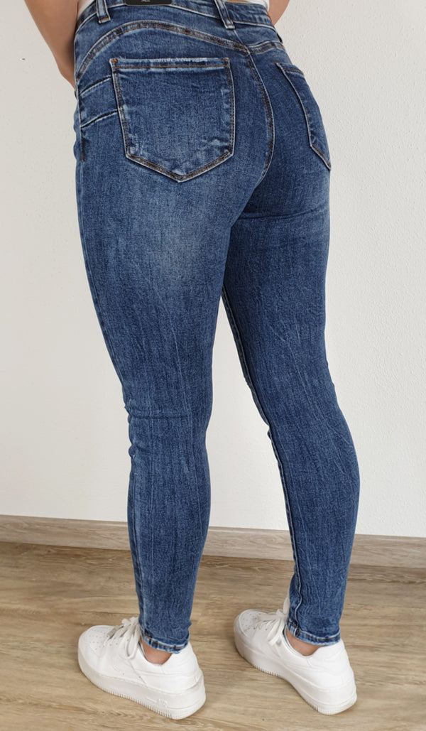 PUSH UP SKINNY JEANS JH-P027