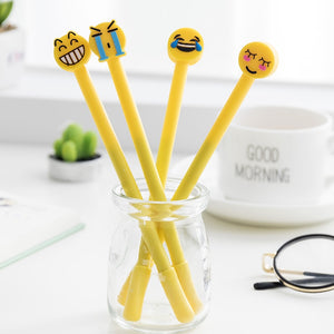Cute Expression Natural Pen