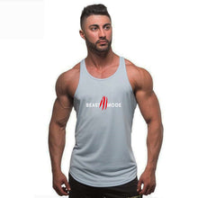 Load image into Gallery viewer, Cotton Gyms Tank Tops Men Sleeveless