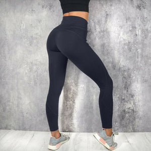 Seamless High Waist Yoga Leggings