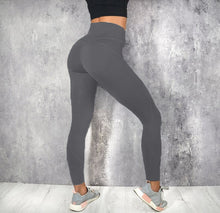 Load image into Gallery viewer, Seamless High Waist Yoga Leggings