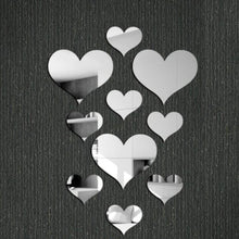 Load image into Gallery viewer, Hearts Wall Sticker