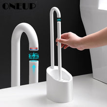 Load image into Gallery viewer, Magnetic Bathroom Cleaning Brush
