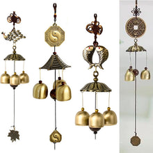 Load image into Gallery viewer, Aeolian Bells Copper Wind-bell Chime