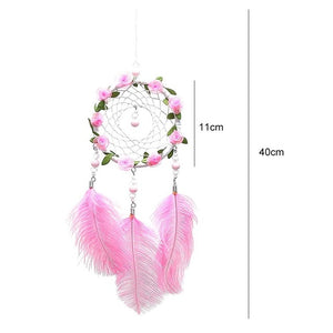 Feather Crafts Dream Catcher