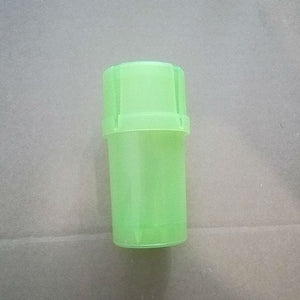 Multifunctional 2 In 1 Plastic Grinder with Storage Container